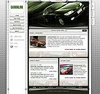 webdesign : auto, ford, track