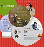 webdesign : events, samba, tango