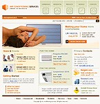 webdesign : air, conditioning, ventilation