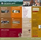 webdesign : agency, constructions, broker