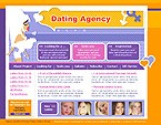 webdesign : profile, partners, fiancee
