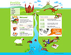 webdesign : castle, portfolio, services