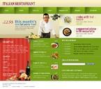 webdesign : menu, gift, discount