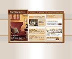 webdesign : home, interior, catalogue