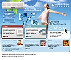 webdesign : fresh, services, commercial