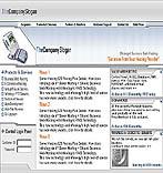 webdesign : company, account, web