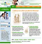 webdesign : customer, management, success