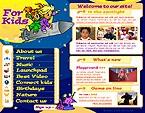 webdesign : children, products, downloads