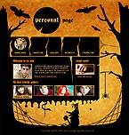 webdesign : works, services, halloween