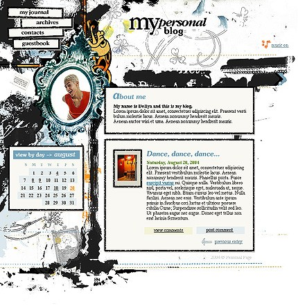 webdesign : Big, Screenshot 6820