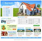 webdesign : buildings, loan, apartment