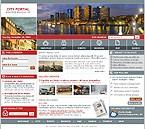 webdesign : city, portal, news