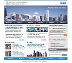webdesign : skyscrapers, strategy, enterprise