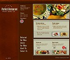 webdesign : meal, taste, tasty