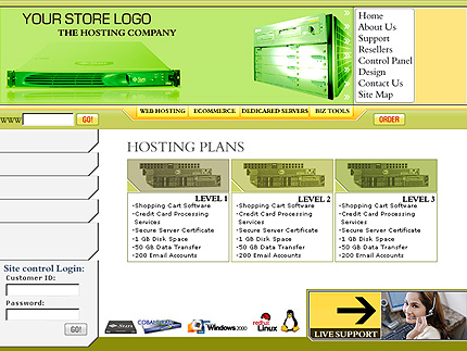 webdesign : Big, Screenshot 838