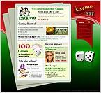 webdesign : games, blackjack, jester