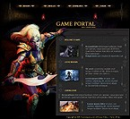 webdesign : portal, Sony, rpg