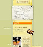 webdesign : menu, kitchen, delivery