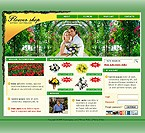 webdesign : flowers, engagement, exclusive