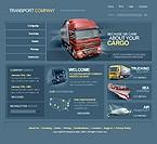 webdesign : profile, cars, sea