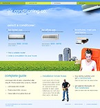 webdesign : conditioner, office, specials