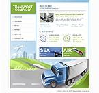 webdesign : transportation, reliability, express