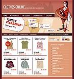 webdesign : pant, socks, clients