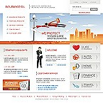 webdesign : finance, customers, care