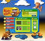 webdesign : club, catalogue, joy