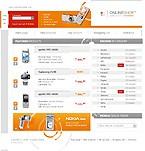 webdesign : phones, display, hardware