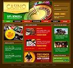 webdesign : poker, jackpot, dice