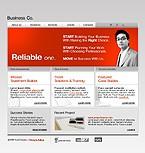webdesign : business, men, clients