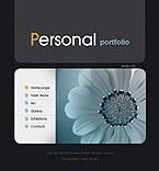 webdesign : gallery, interests, portfolio