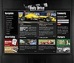 webdesign : Peugeot, rodeo, safety