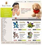 webdesign : online, teddy, shopping