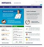webdesign : mortgage, business, money
