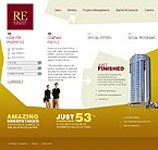 webdesign : constructions, rent, apartments