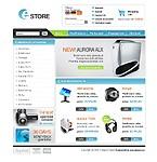 webdesign : PC, camera, accessory