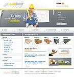webdesign : flooring, fir, builders