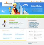 webdesign : buildings, team, lifting