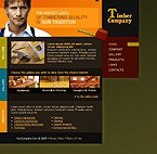 webdesign : timber, industry, engineering