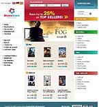 webdesign : TV, action, drama