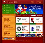 webdesign : fir, baskets, flower