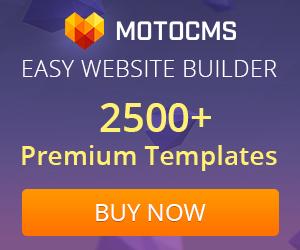 MotoCMS Website Creator