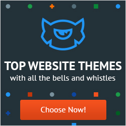 Download top website themes