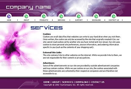 webdesign : Big, Screenshot 68