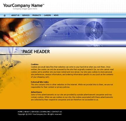webdesign : Big, Screenshot 109