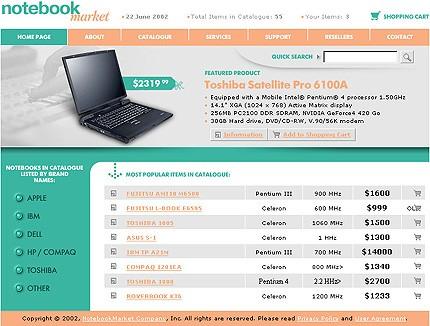 webdesign : Big, Screenshot 115