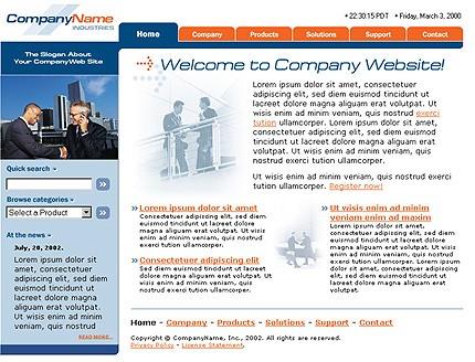 webdesign : Big, Screenshot 119