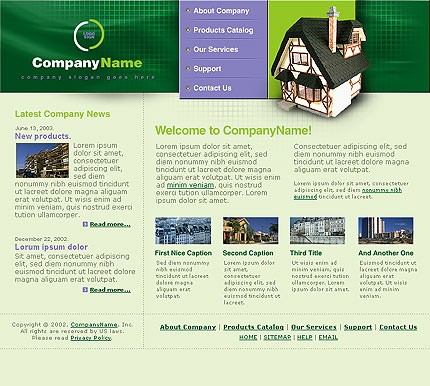 webdesign : Big, Screenshot 163